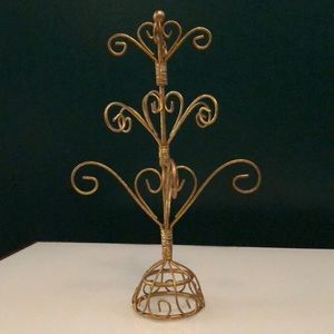 Other - Gold Jewellery Stand